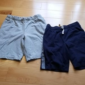Boys 10 12 large shorts athletic children's place